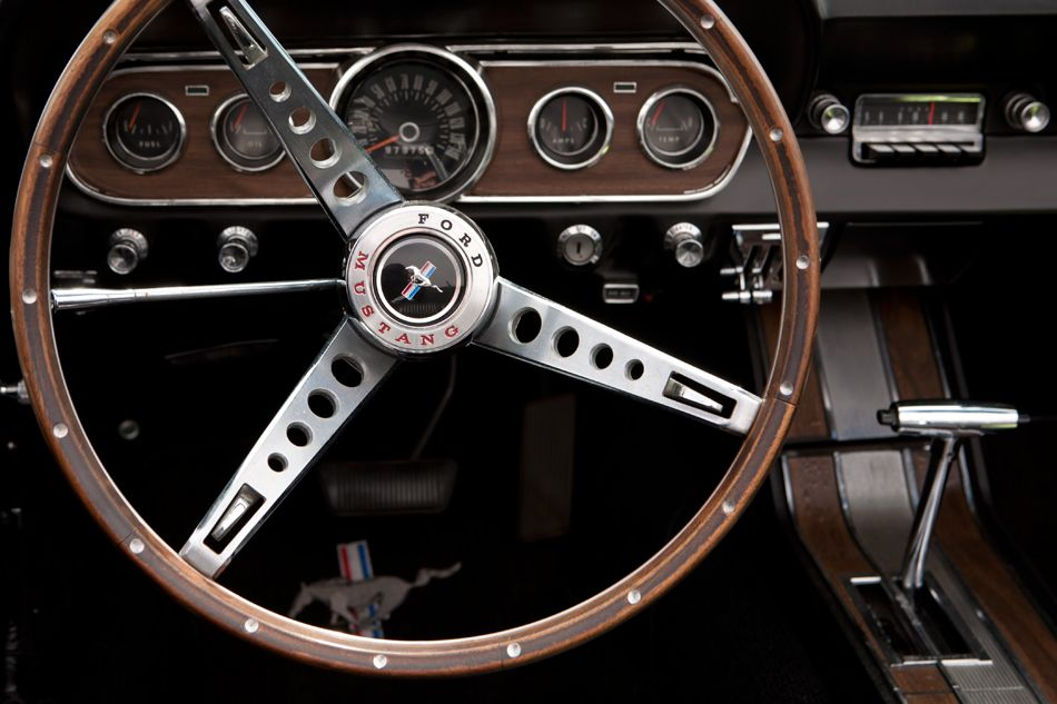 Ford Mustang #classic #car #vintage #interior #fancy #classy ...
