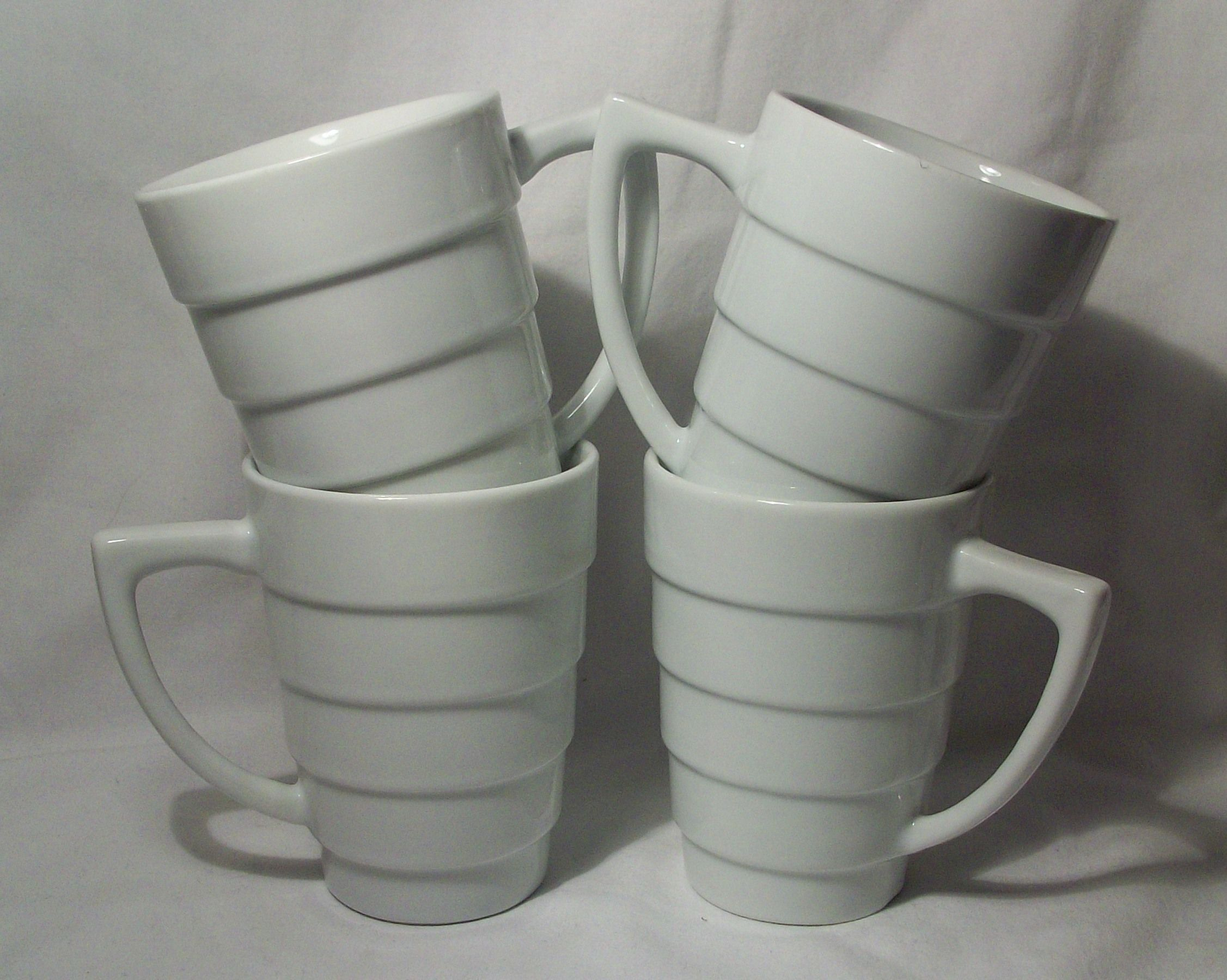 Frank Lloyd Wright- Krups Guggenheim Coffee Mugs & Frank Lloyd Wright- Krups Guggenheim Coffee Mugs | Vintage ...