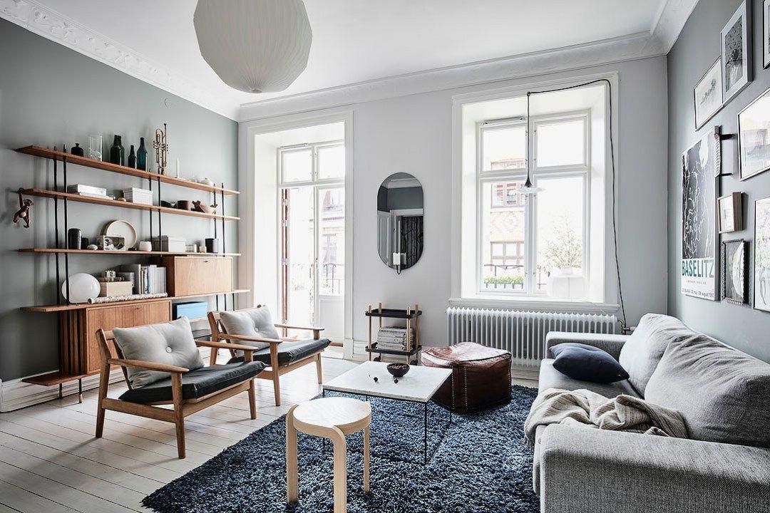 Pin en For the Home - scandinavian interiors