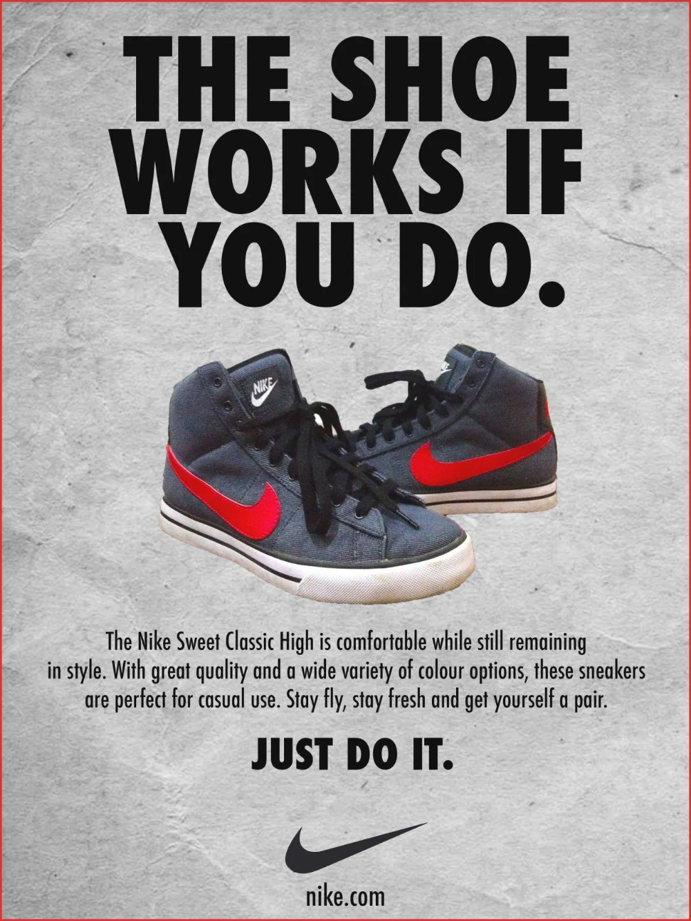 Best Copywriting Ads Great Copy From Around The World Shoe Advertising Nike Ad Nike