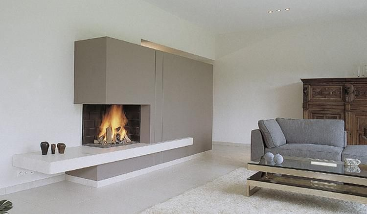 Image result for moderne openhaard fireplaces house