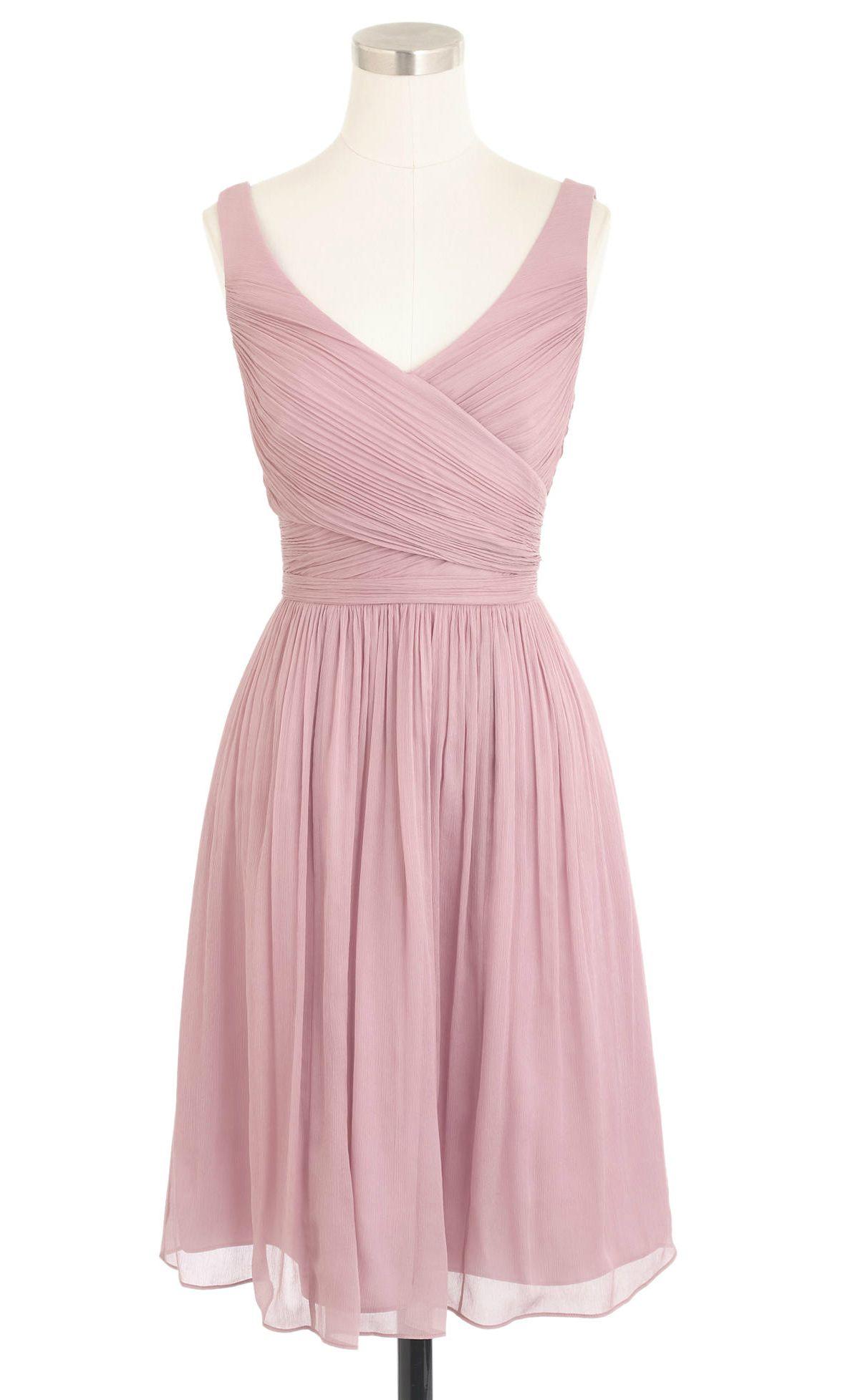 Lavender Bridesmaid Dress | Vestiditos y Boda