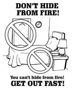 Fire Safety Coloring Pages Bing Images Fire Safety Booklet