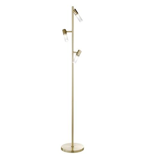 Clara Floor Lamp Multi Light Floor Lamp Floor Lamp Glass Shades