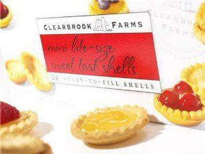 Clearbrook Farms 24-ct. Mini Tart Shells.: Amazon.com: Grocery & Gourmet Food