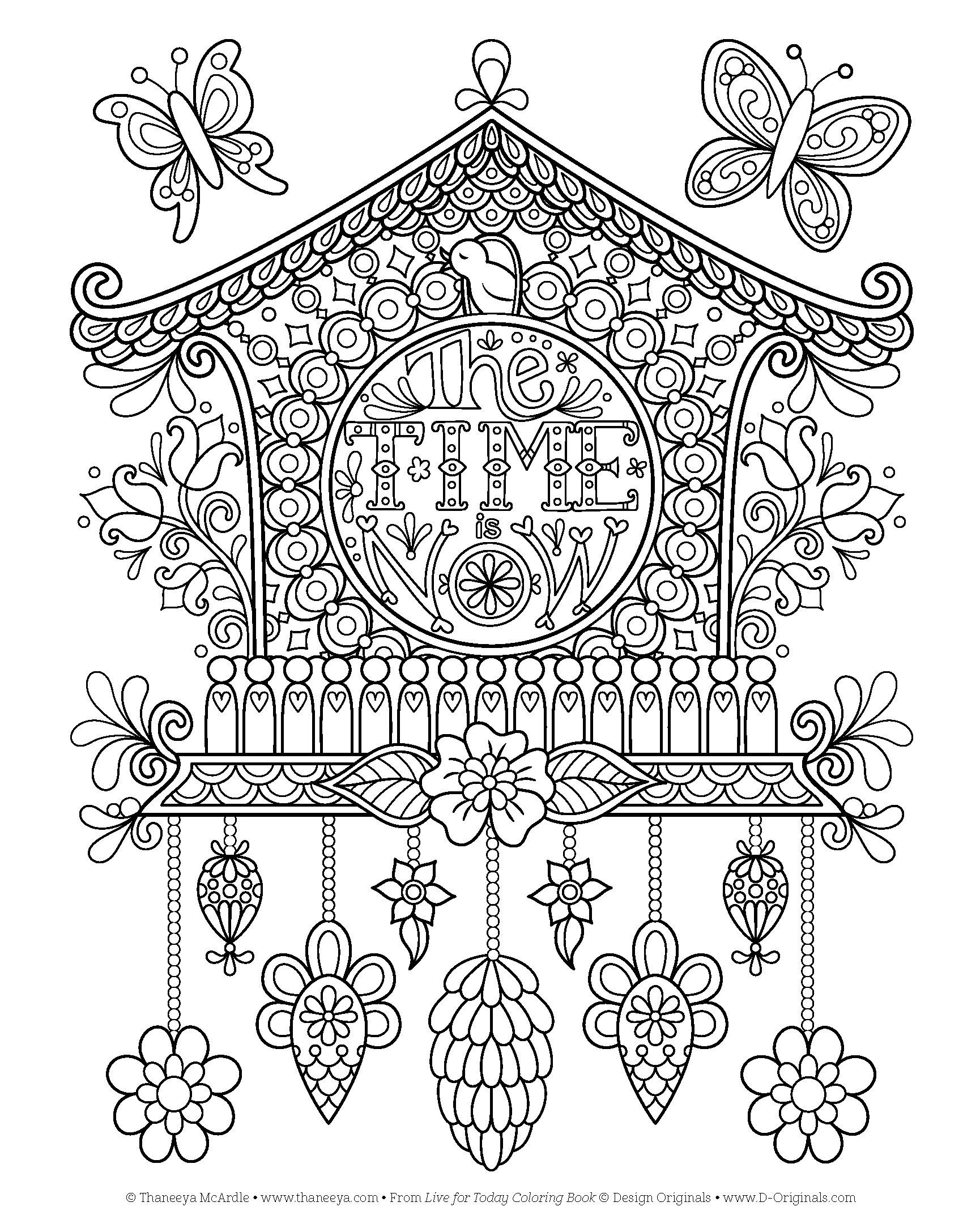 Amazon Live For Today Coloring Book Is Fun Design