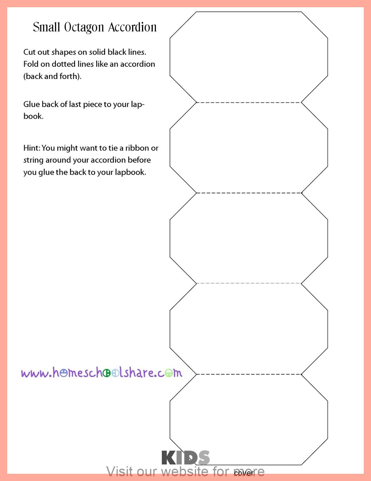Learning English For Kids Free Printable In