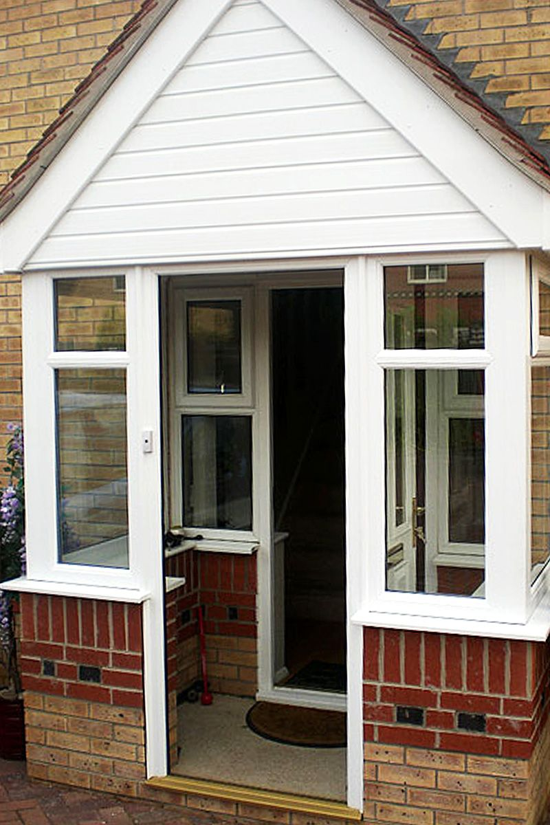 Upvc Porch Google Search Brick Porch Upvc Porches