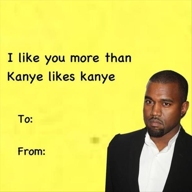 the best celebrity valentines day cards - Cheesy Valentine Cards