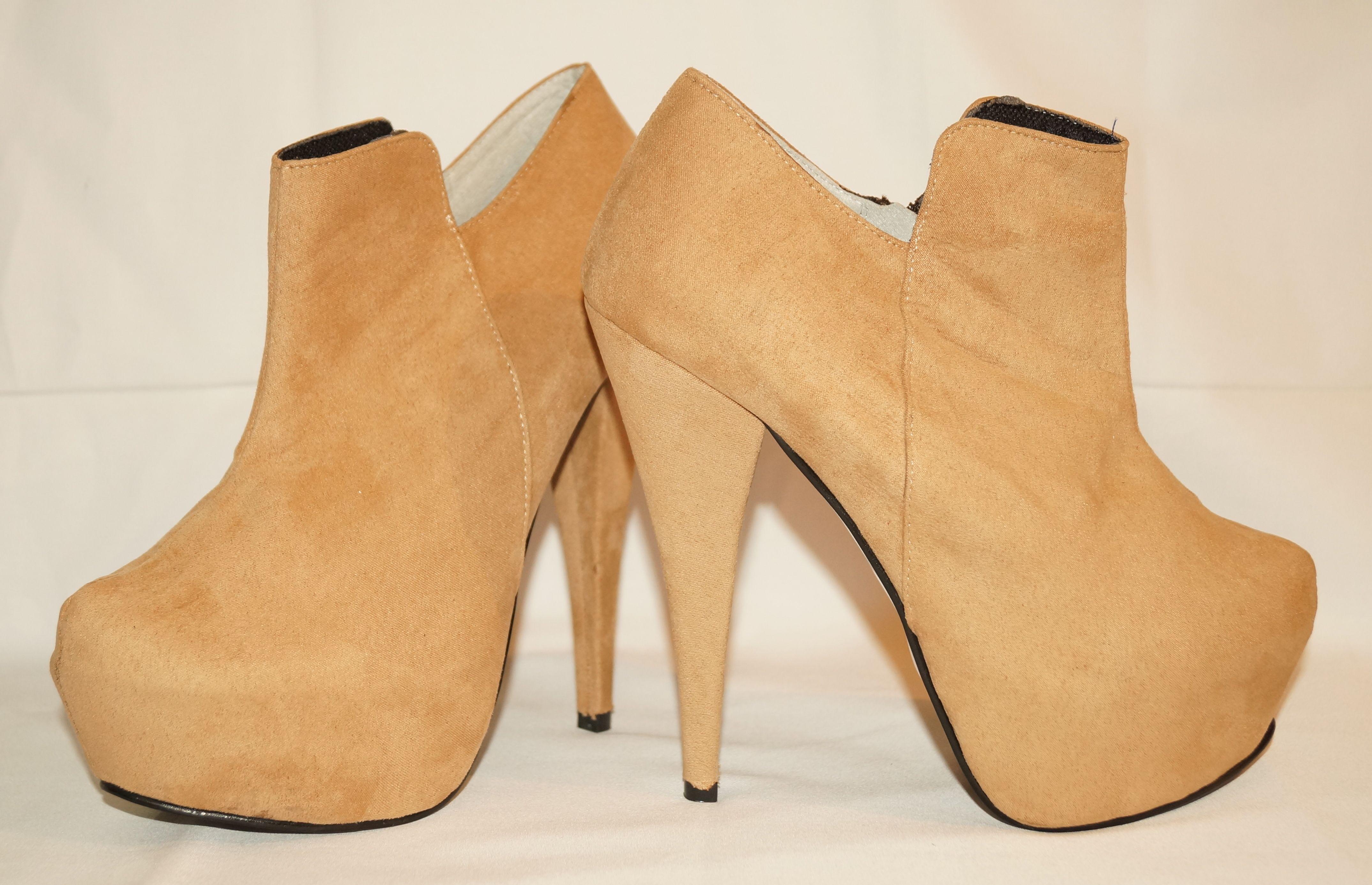 Moda en Zapato de Dama