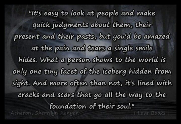 Acheron Acheron Dark Hunter Sherrilyn Kenyon Kenyon Quotes