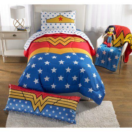Wonder Woman Body Pillow.Wonder Woman Star Blaze 20 X 48 Body Pillow 1 Each