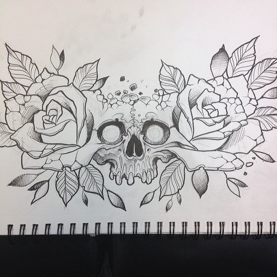 18 chest tattoo drawings
