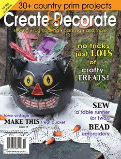 Create Decorate Magazine Some Painting Crafting And Decorating