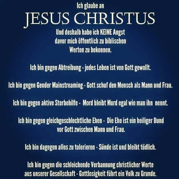 So Ist Es Glaube Zitate Christliche Sprüche Und