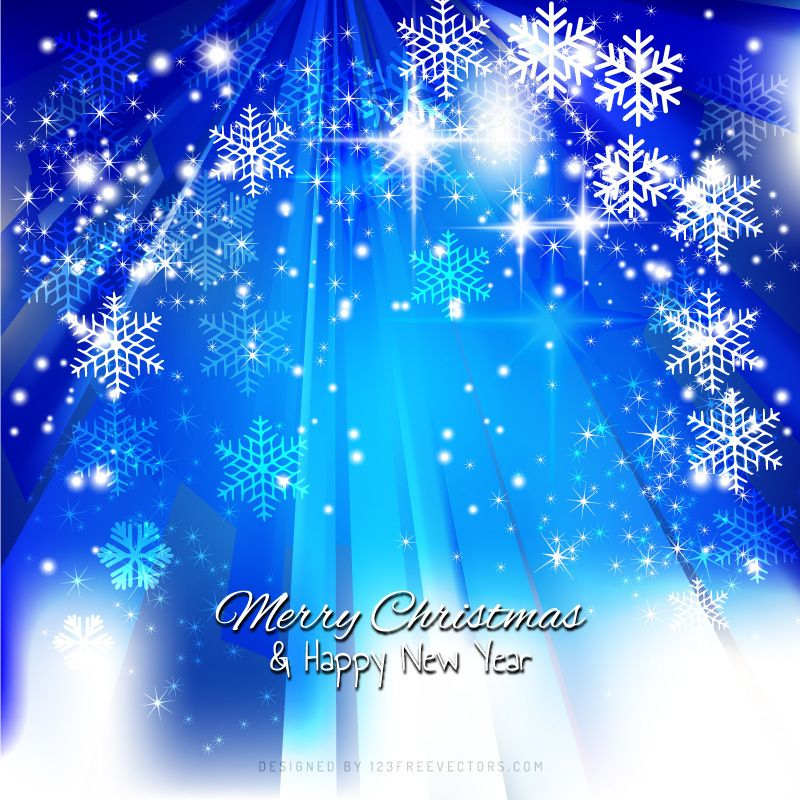 Blue sparkles christmas snowflake background vector free backgrounds also in ff rh pinterest