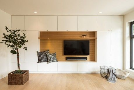 Edgemont House by .NelsonDesign | Single family, Tv walls and Tv units