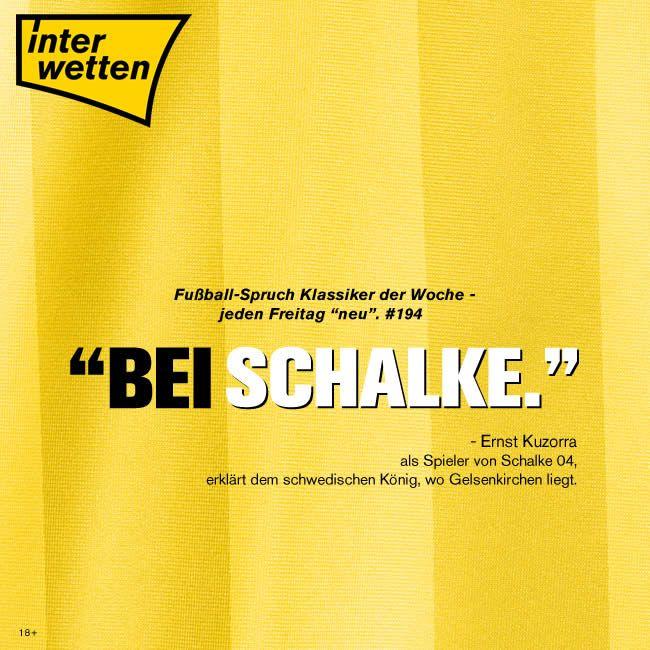 Wo Liegt Schalke