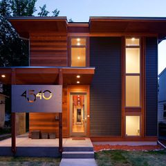 modern exteriors