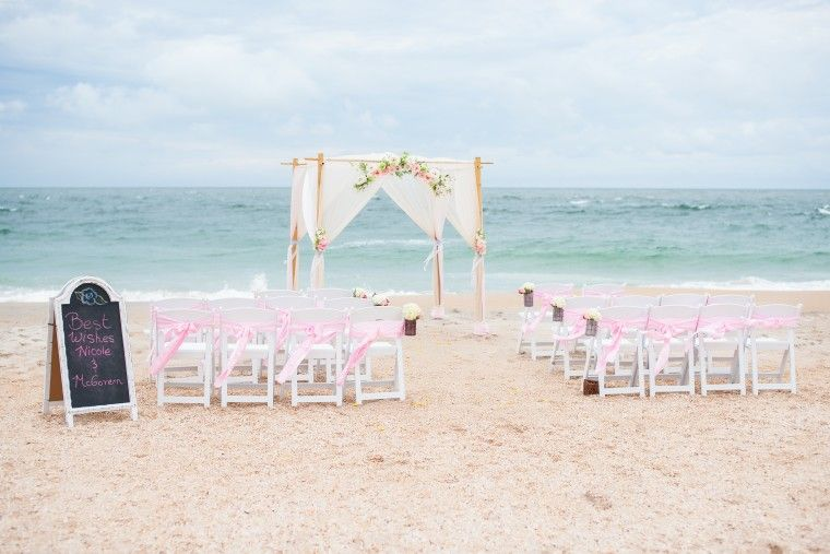 St Augustine Beach Weddings And Reception Venues