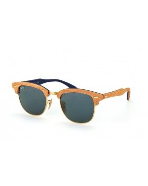 ray ban clubmaster wood rb3016m