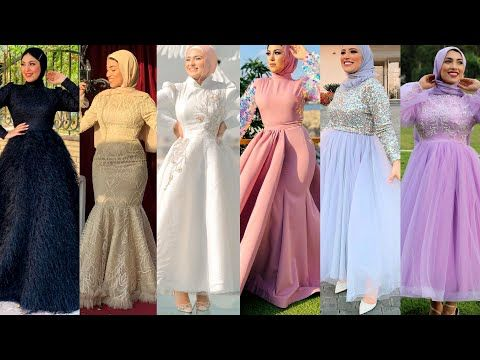 فساتين 2021 فساتين سهرة طويلة فساتين سهرة 2021 فساتين سوارية 2021 فساتين للمراهقات2021 Youtube In 2021 Hijab Dress Party Dresses Party Dress