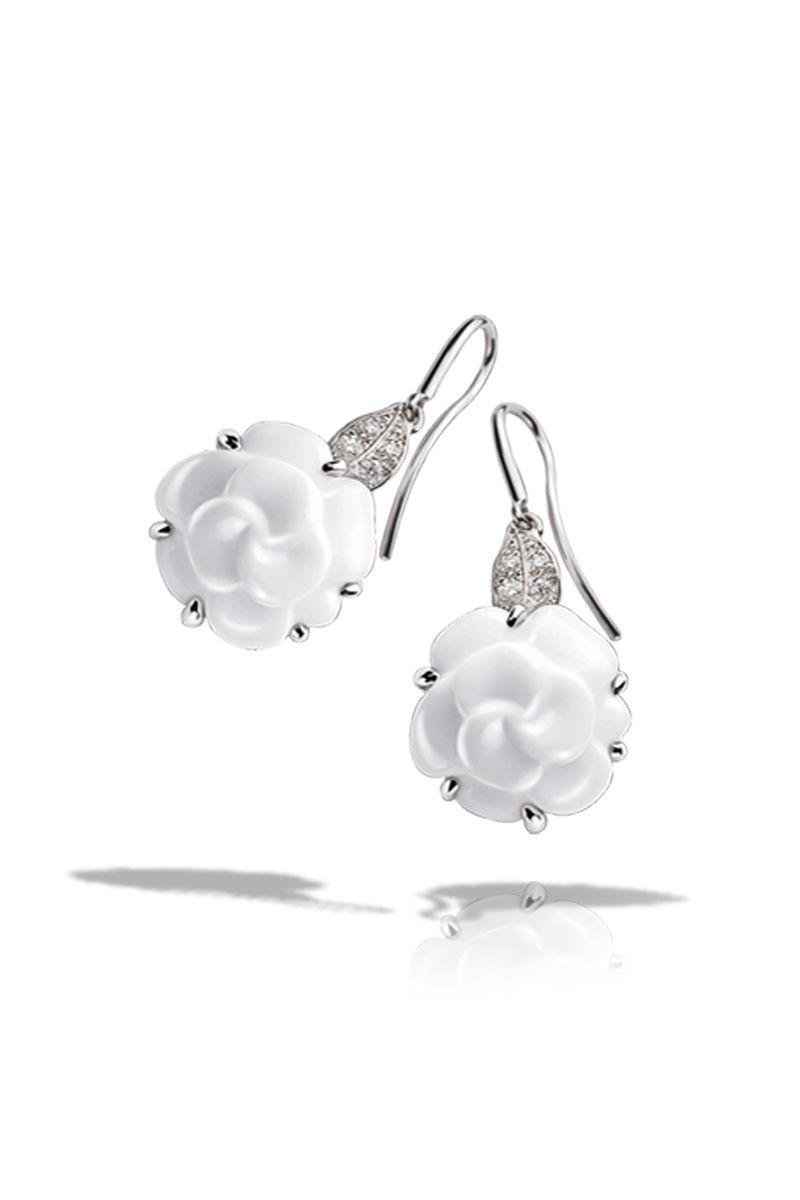 c8a3c8bc6bf7 Pendientes de Chanel | Chanel | Pendientes de chanel, Joyas y Oro blanco