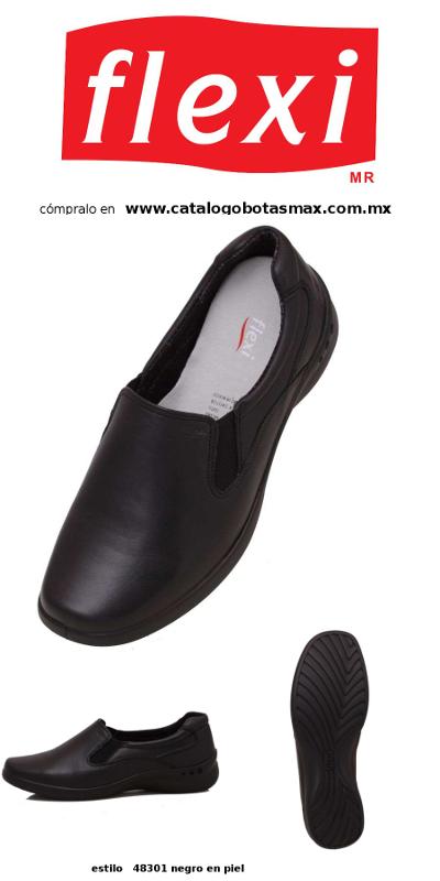 Zapatos para  Mujer marca  Flexi en color negro. Sólo se puede describir  como cómodo 2e24d6db1cc4