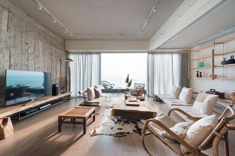 Hormigon armado: 65 diseños con paredes de hormigón expuesto | House