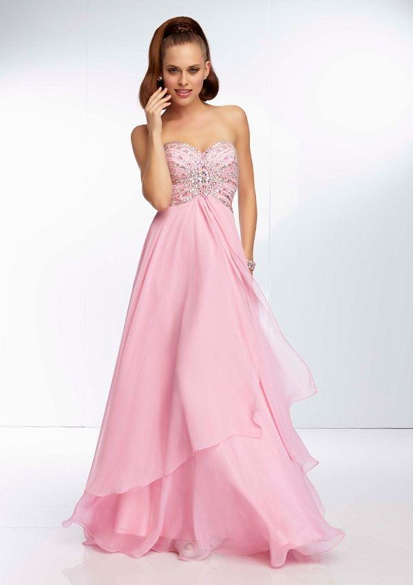 Se lleva el rosa en trajes de Fiesta. Mori Lee | Outfit | Pinterest ...