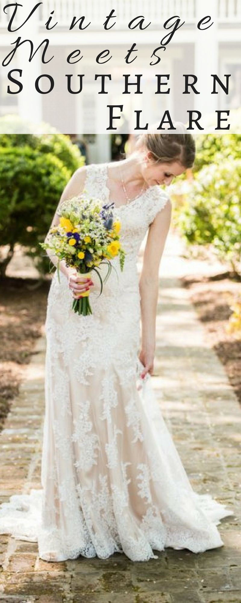Vintage Meets Southern Flare | Southern, Wedding and Nontraditional ...