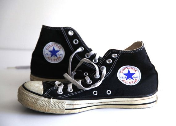 80s Converse Chuck Taylors | Chucks