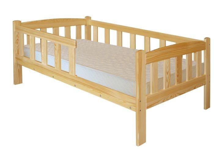Kinderbett Juniorbett Kiefer Massiv Vollholz Natur 96 Inkl Lattenrost Abmessung 90 X 160 Cm Kinderbett Bett Ideen Betten Fur Kinder