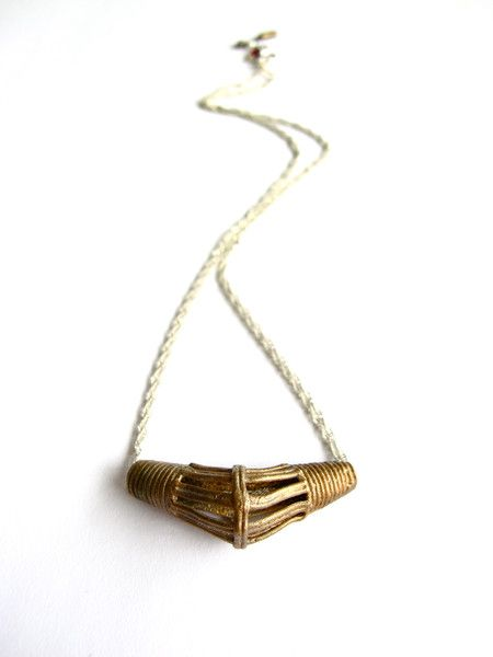 Triangle Trade Necklace $70