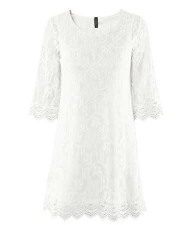 Own this H lace dress and absolutely love it!