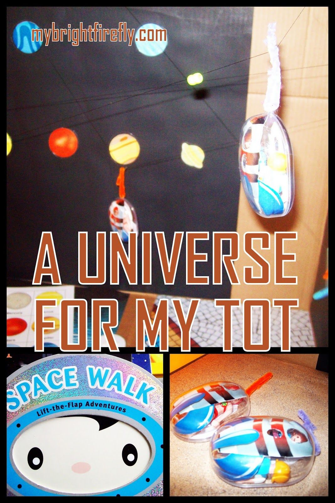 Space Preschool Activities