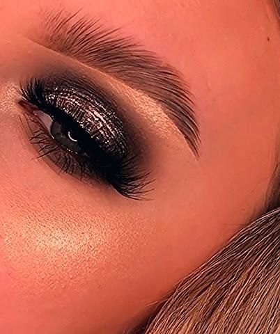 Photo of GLITTERY VALENTINE'S DAY MAKEUP GLAM TUTORIAL