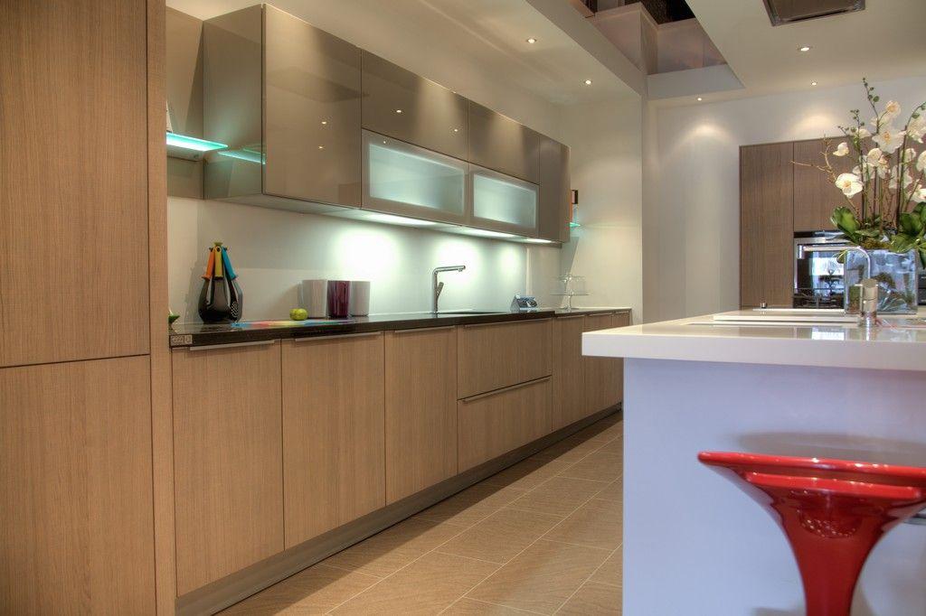 Flagship working kitchen Next125 by Schuller. | Kitchen ...