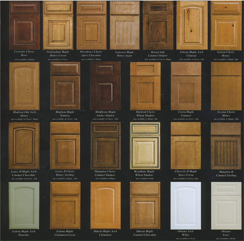 Best Cabinet Faces I Like The White One And The Shape Of The 400 x 300