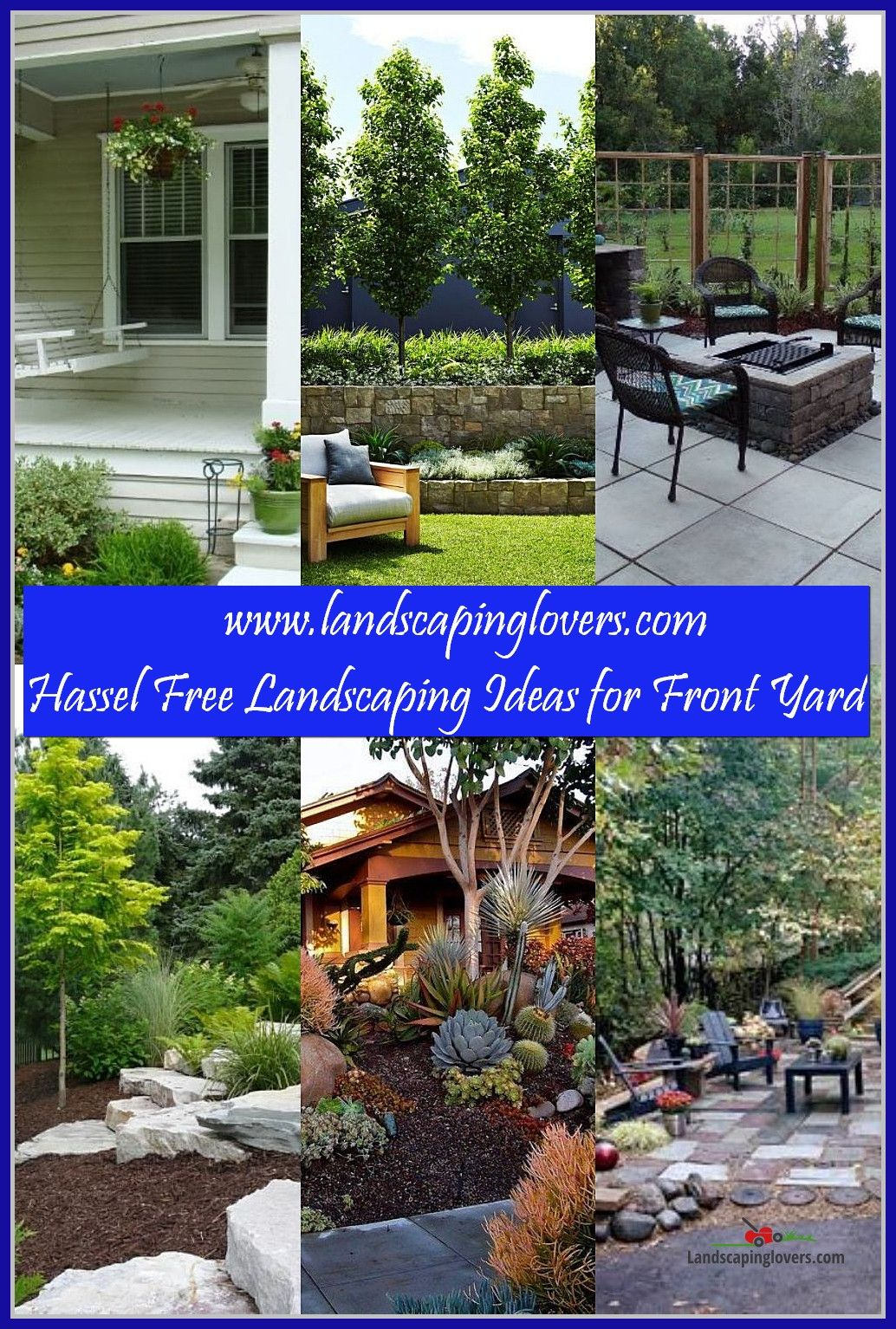 How To Have A Beautiful Landscaped Yard Landscaping Lovers Landscape Projects Yard Landscaping Landscape