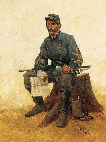 Lt Co. Williamson, 6th VA Infantry.  Keith Rocco.  In 1862, assigned to the brigade of Brigadier General William B. Mahone, the 6th Virginia elected Williamson as its Lieutenant Colonel in May. Shortly thereafter, he led the regiment through the Seven Days' Campaign on the Peninsula. On 30 August 1862 at Second Manassas, Williamson took a wound in the right hip. His regiment fought at Antietam, Fredericksburg, Chancellorsville, and Bristoe Station.