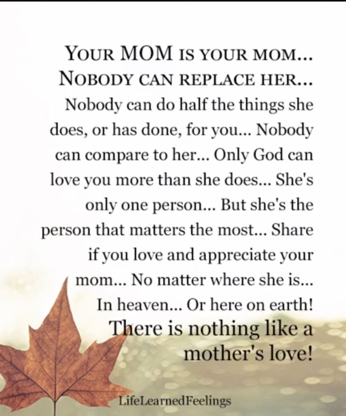 Mom - mothers
