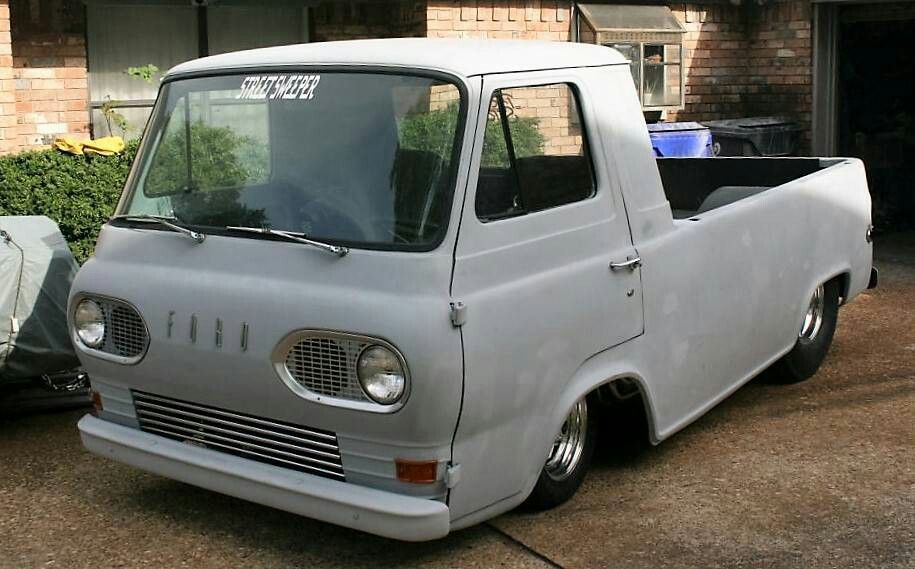Pin by Rubin Thomas on Econoline (With images) Classic