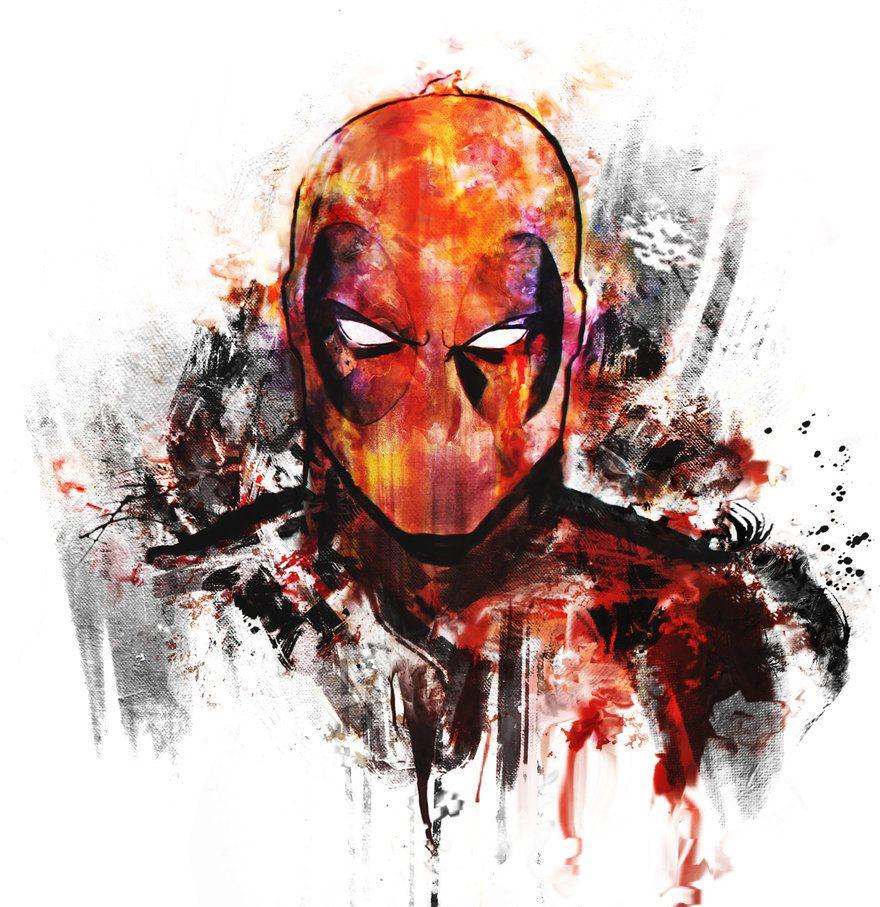 Deadpool by Ururuty on DeviantArt