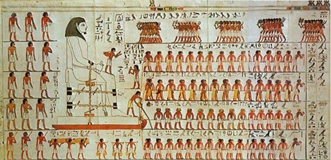 Aclarit el misteri de la construcció de les piràmides d'Egipte