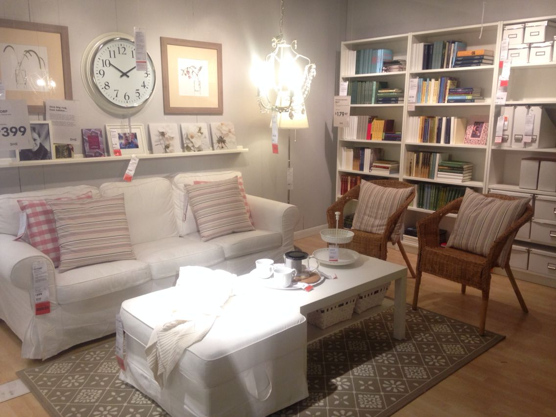 IKEA Budget Living Room (With images)   Living room on a ...