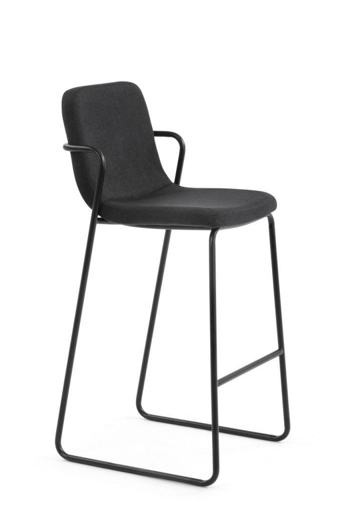 Fine Zag Barstool Modern Bar Counter Stools Counter Stools Inzonedesignstudio Interior Chair Design Inzonedesignstudiocom