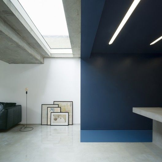 Slab House Bureau De Change Architects Pinterest Bureaus
