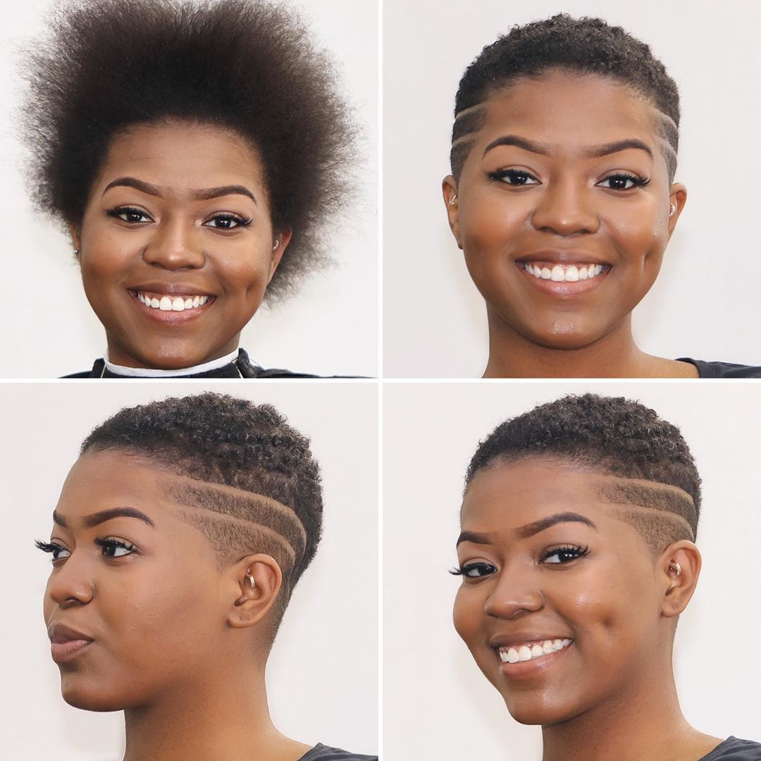 Curls Fades Natural Designs Haircuts Hairstyles All Leads To Stylish Be Natural Hair Styles Short Natural Hair Styles Natural Hair Haircuts
