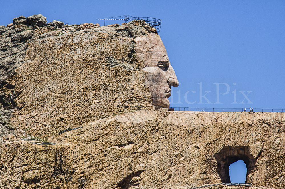 Crazy Horse, #crazyhorse, #statue